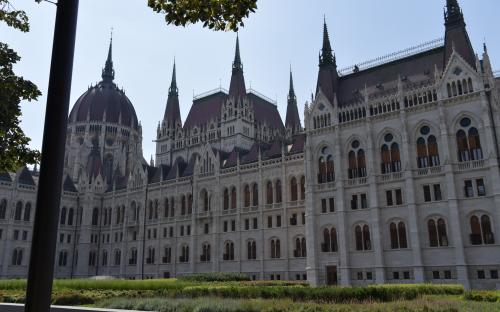 The Parliament of Budapest