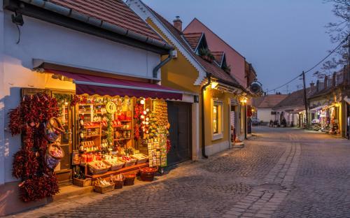 Szentendre Street Bogdanyi