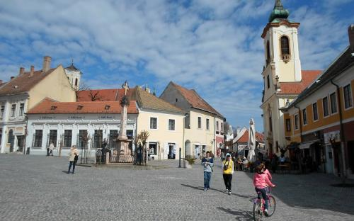 Main square Szentendre