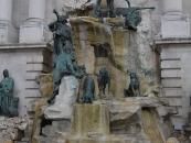 The fountain of King Matthias